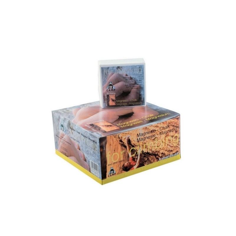 Magnésie - Boite de 8 pains 56gr (448 gr)