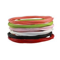 RPM rope color bare cable