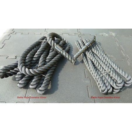 Battle Rope Epaisse