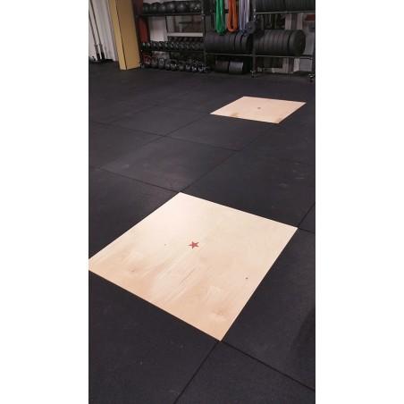 Wooden Board 1m²