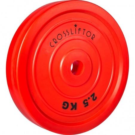 Bumper Plates Initiation 2,5kg