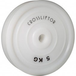 Initiation Bumper Plates 5 kg