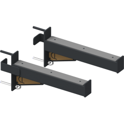 Security Tank Bars - Pairs