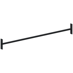 Barre simple Tank 180 cm