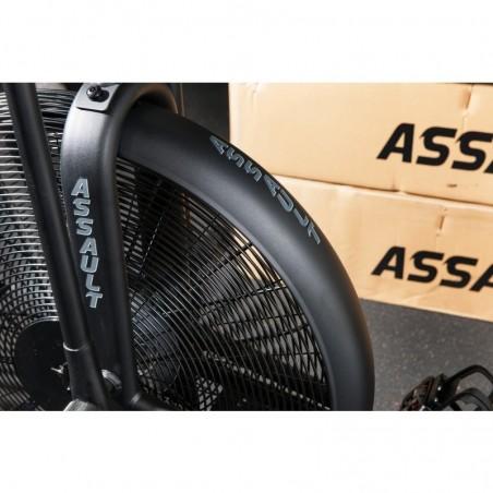 Cache pour Assault Airbike