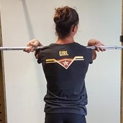 T-Shirt CrossLiftor Femme