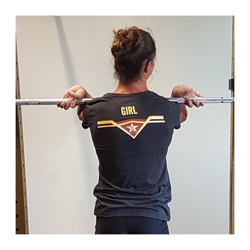 CrossLiftor Girl T-shirt