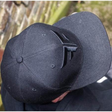 SNAPBACK BLACK CAP FRAN CINDY