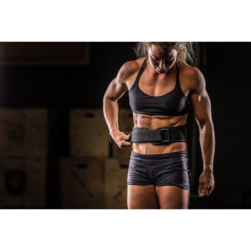 Reeva weightlifting belt