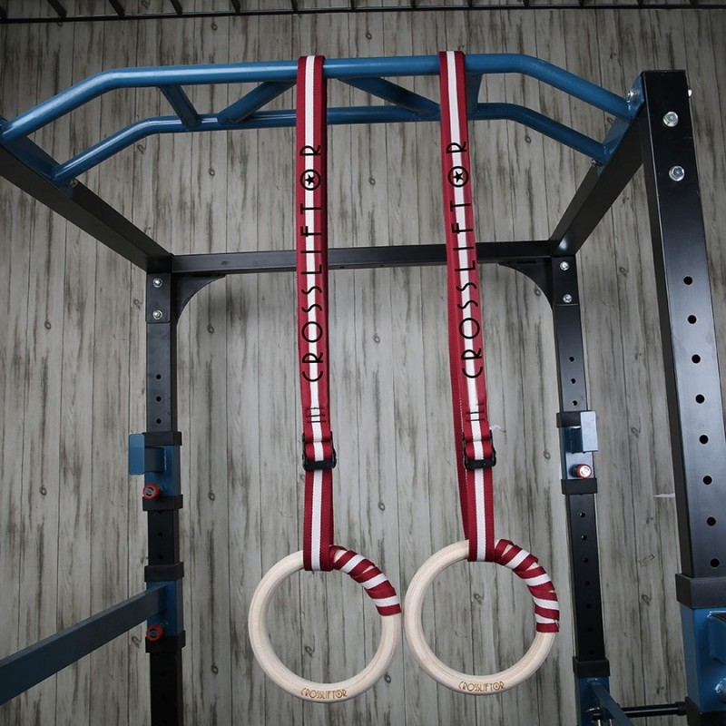 Gymnastic rings 30 mm