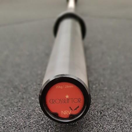 Barre NRV Black - 20 kg