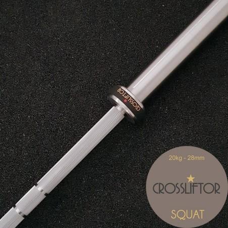 SQUAT Barbell - 20 kg