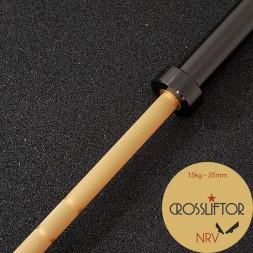 NRV Gold Barbell - 15 kg