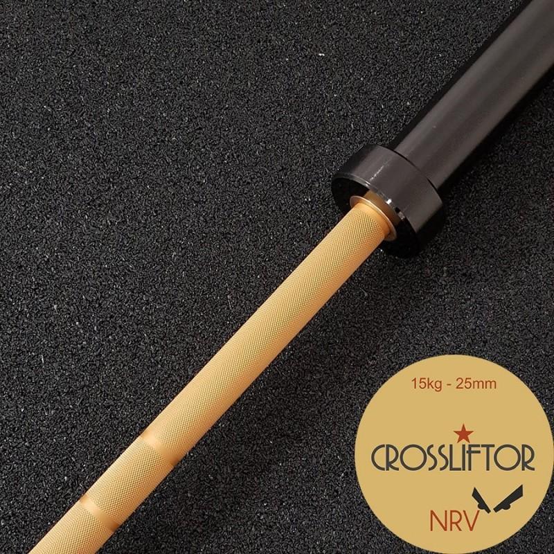 Barbell NRV Gold - 15 kg