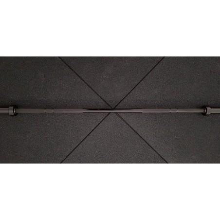 Barbell NRV Black - 15 kg