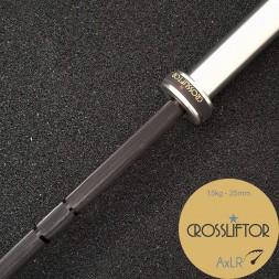 Barre AxLR - 15 kg