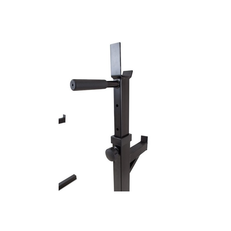 Adjustable Squat Rack Pro