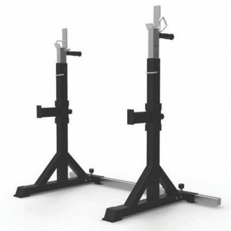 Adjustable Squat Rack Pro