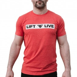 Lift & live Tee - Fran Cindy