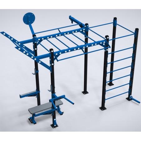 Cage Workout équipée
