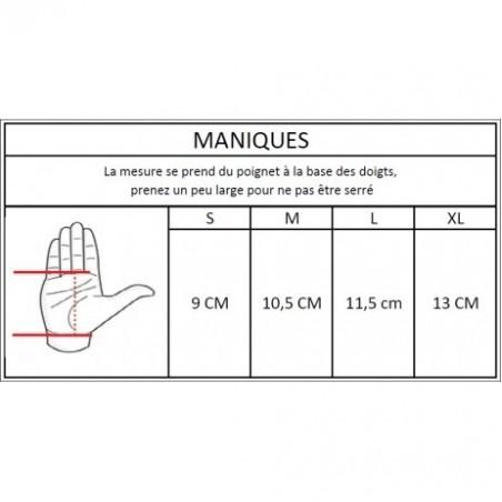 Manique Azor - Picsil Vert 3 trous