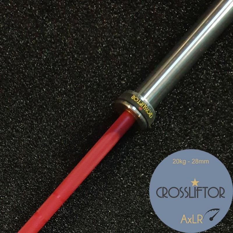 AxLR Barbell - 20 kg