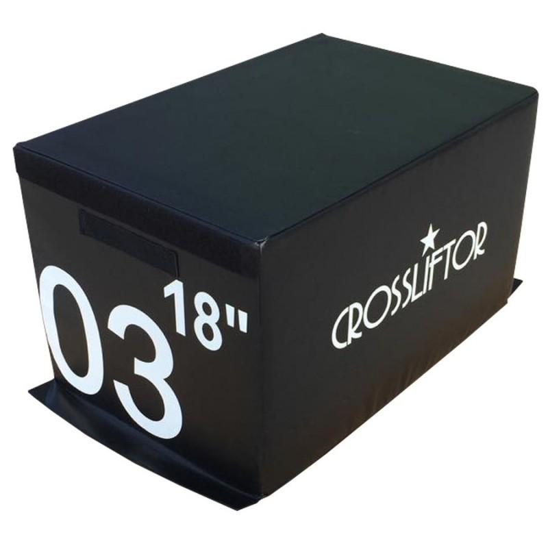Box Jump 45 cm en mousse