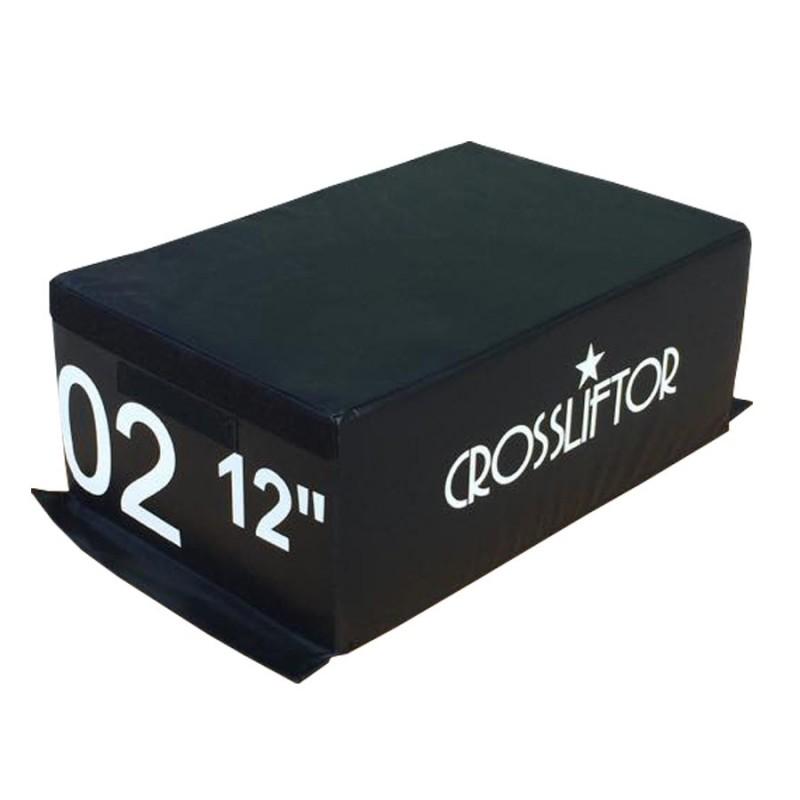 Box Jump 30 cm en mousse