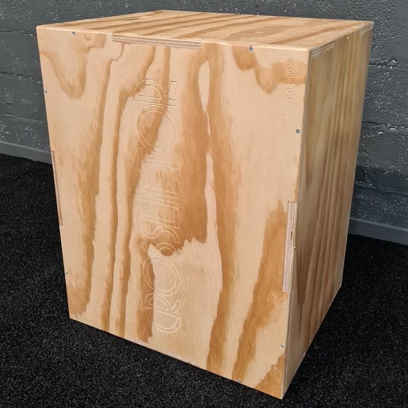 Box Jump 3 in 1