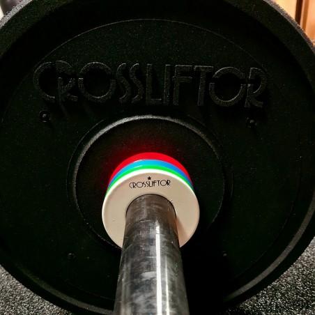 Fractional Plates - set 5 kg