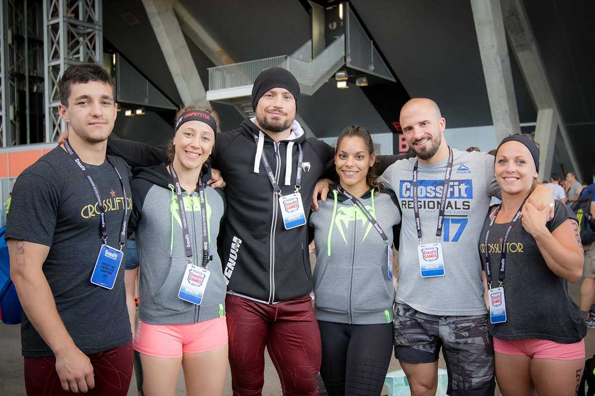 Regionals CrossFit Games 1