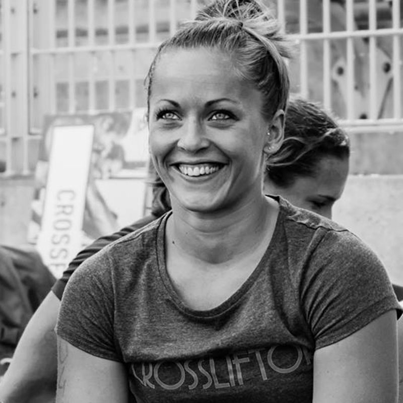 Sarah Mambrini CrossFit Athlete CrossLiftor