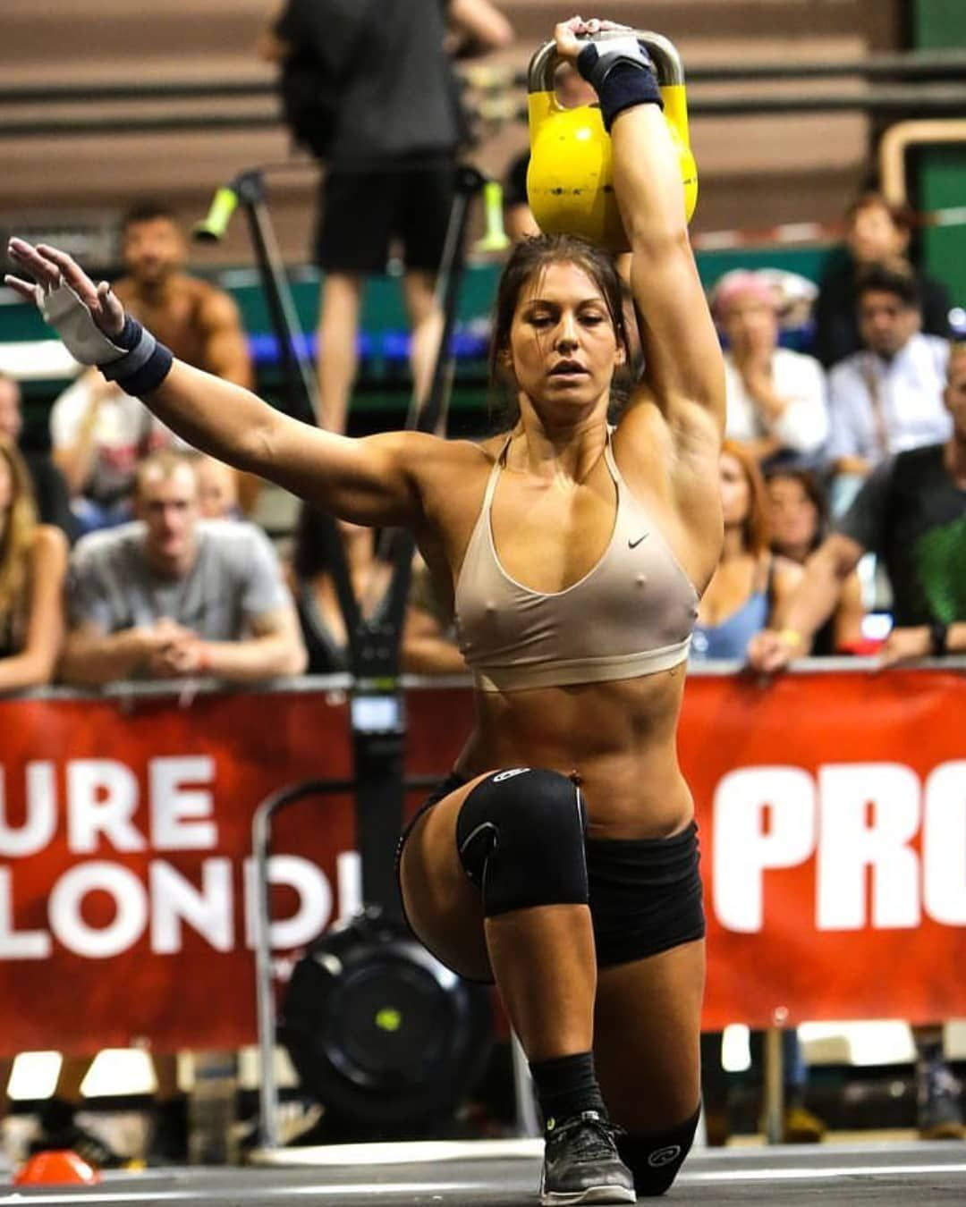 Sarah Massoni CrossFit Athlete CrossLiftor